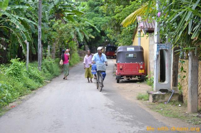 Унаватуна и её местные жители
