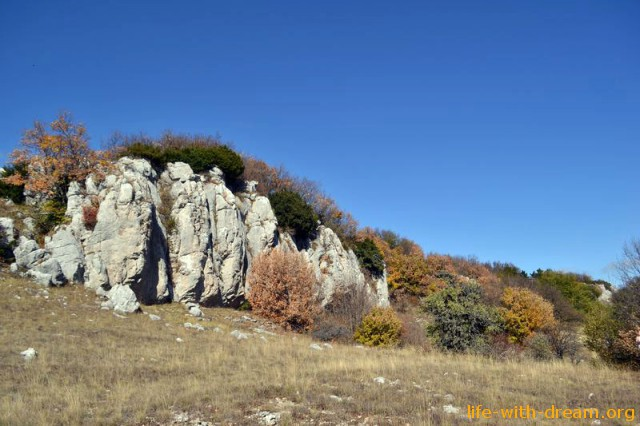 Пейзажи Ай-Петри