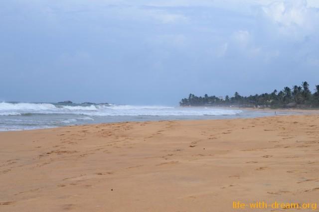 Фото пляжа в Хиккадува