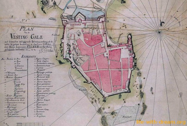 map_of_galle_fort