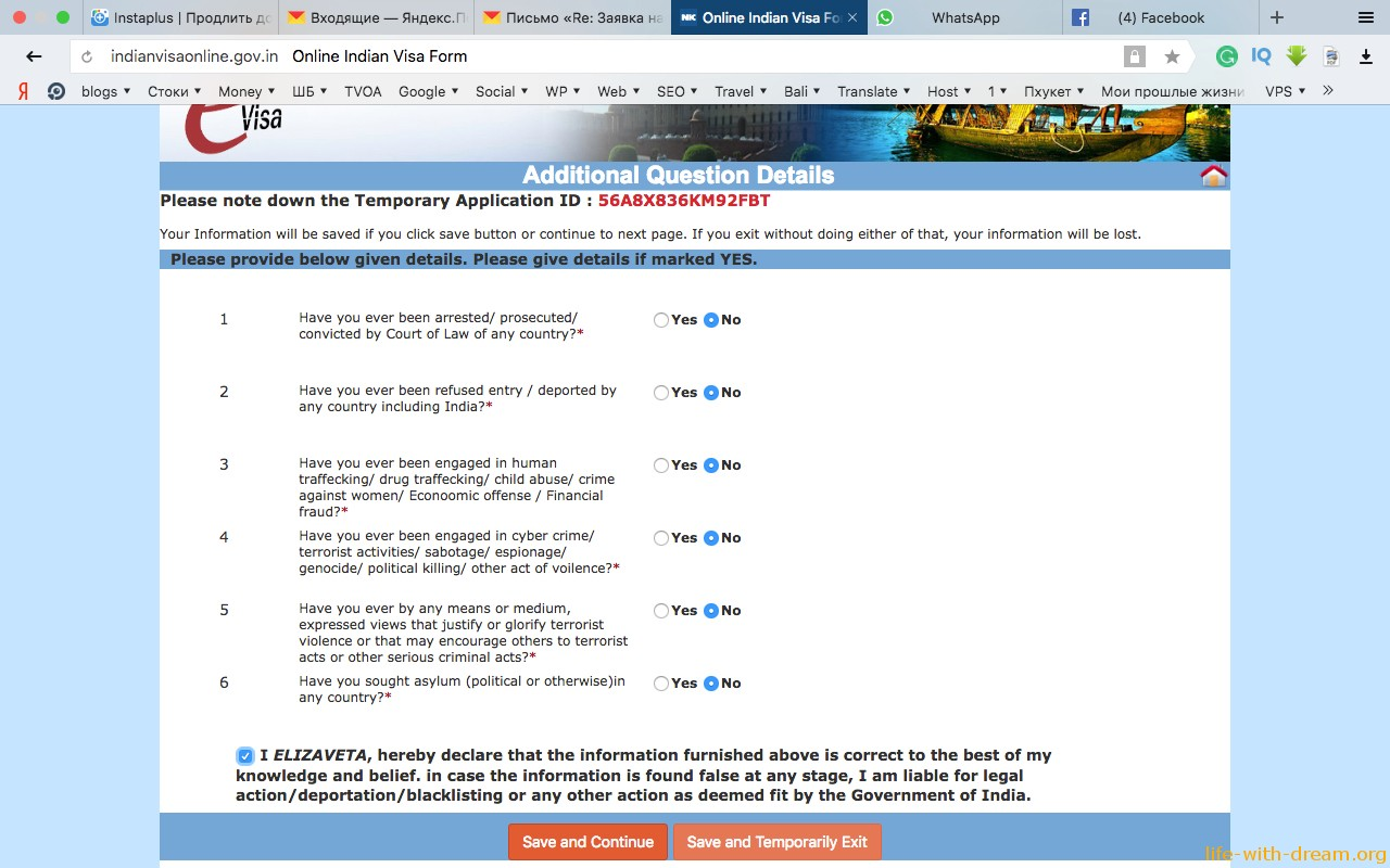 Getting Indian E-visa for 1 year, full Instruction for you!