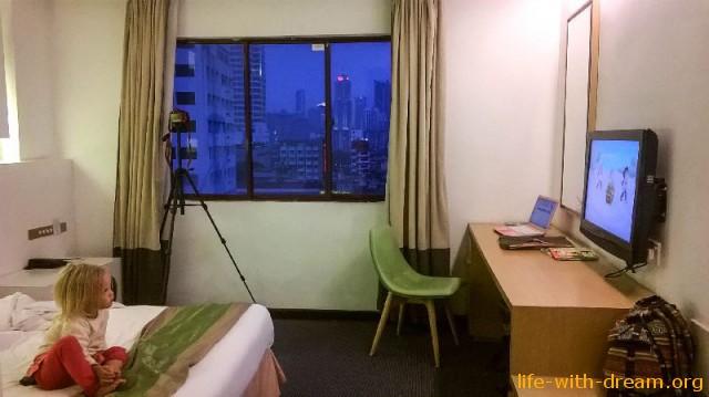 Наш номер в Citrus Hotel Kuala Lumpur By Compass Hospitality