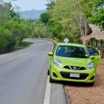 Как арендовать автомобиль в путешествии. Или наши тайские каникулы в чудесном Канчанабури.