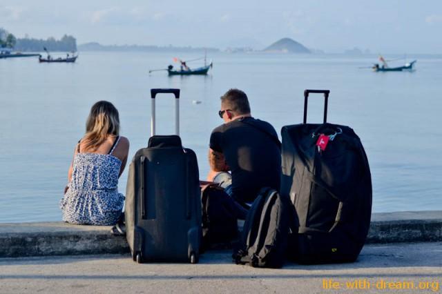 рюкзак или чемодан?