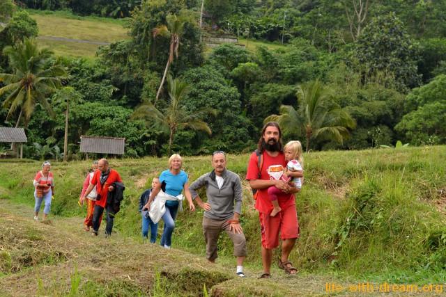 Ретрит на Бали
