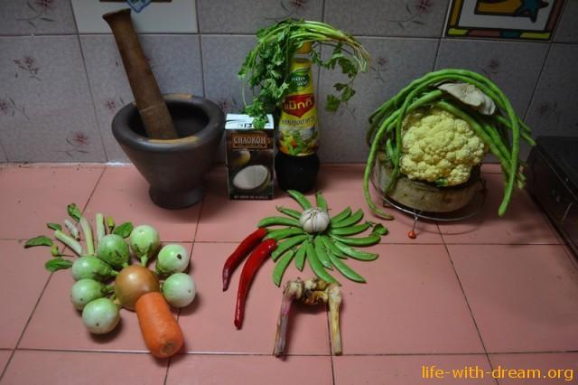 Наш рацион или чем мы питаемся в Азии. Какая у нас еда на столе?
