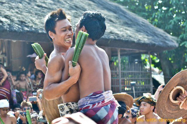 на острове Бали