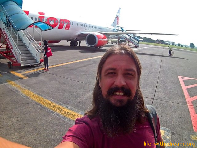 Как получить новый заграничный паспорт в Джакарте (Индонезия)?