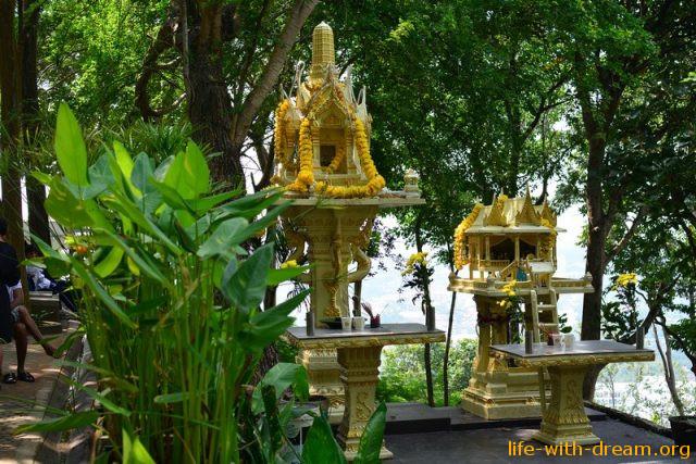 Смотровые площадки Пхукета: Rang Hill, Monkey Hill, Wat Koh Sire