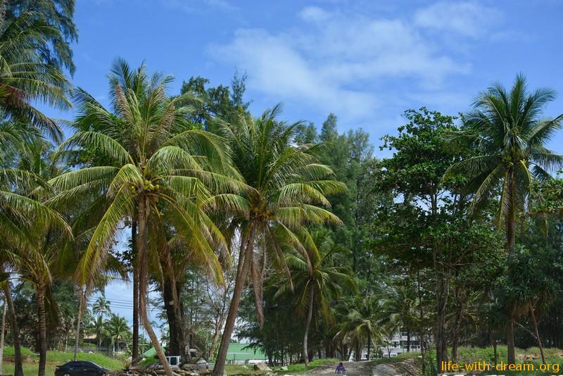 Пляж Cурин (Surin beach) – чудесный пляж на северо-западе Пхукета.