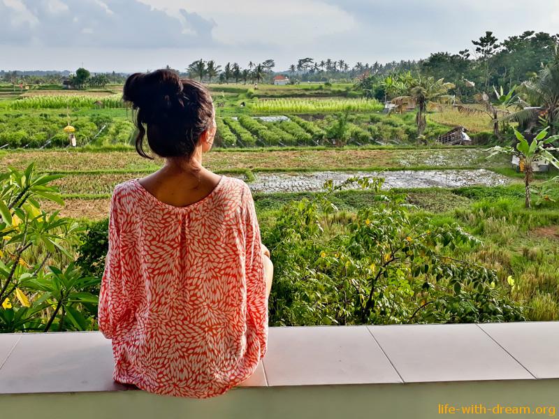 Вернулись на Бали. Счастье :)