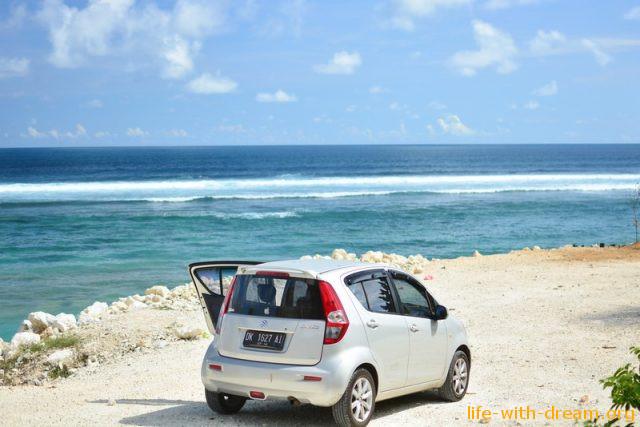 Дорожное движение и дороги на Бали