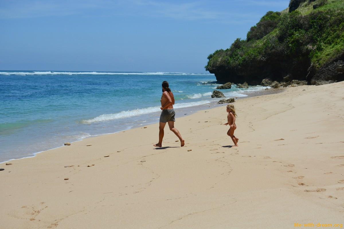 (Gunung Payung beach) - волшебный пляж на Бали