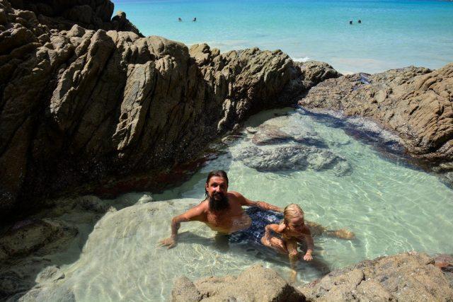 Пляж Фридом (Freedom beach) - самый красивый пляж Пхукета.