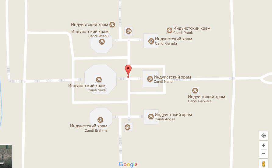Храм Боробудур и Прамбанан - достопримечательности Джокьякарты
