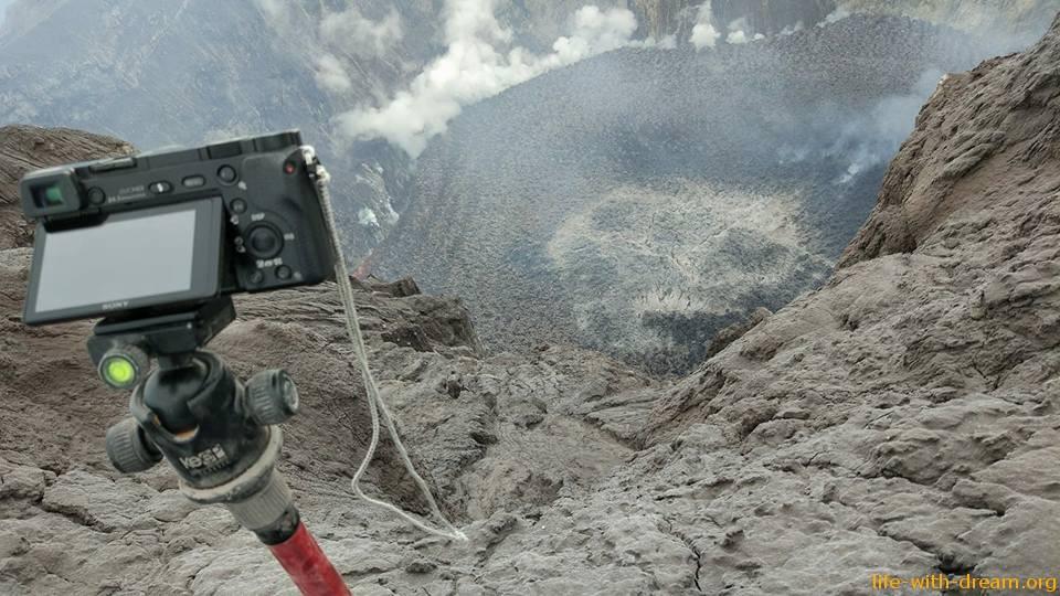 Вулкан Агунг сегодня. Последние новости с Бали.