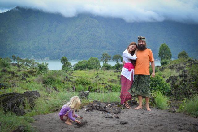 Путешествие на Бали, Лучики ждут в гости читателей.