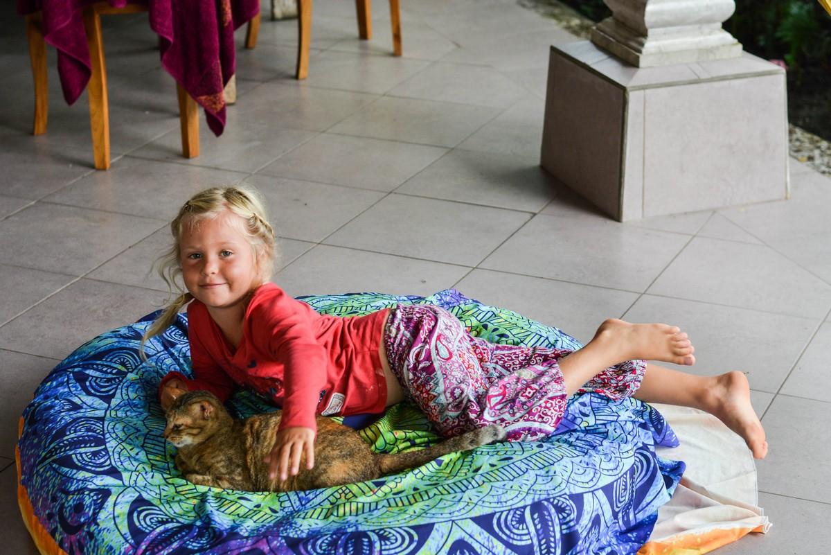 Кошка Мыруся, которая не хотела уходить.