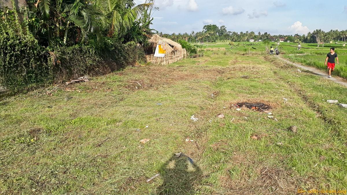 Как построить свой дом на Бали. Начало строительства.