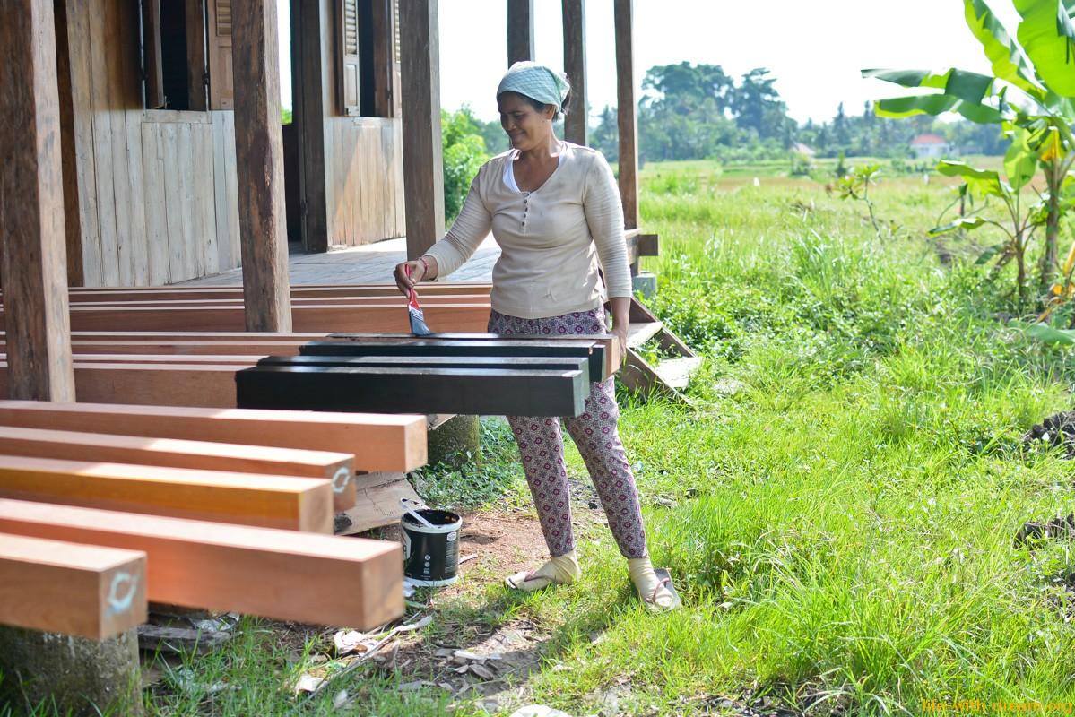 Как построить дом на Бали