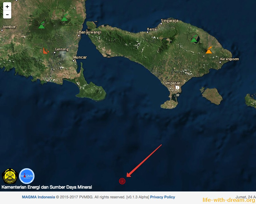 Землетрясение на Бали. Опасно ли ехать на райский остров?