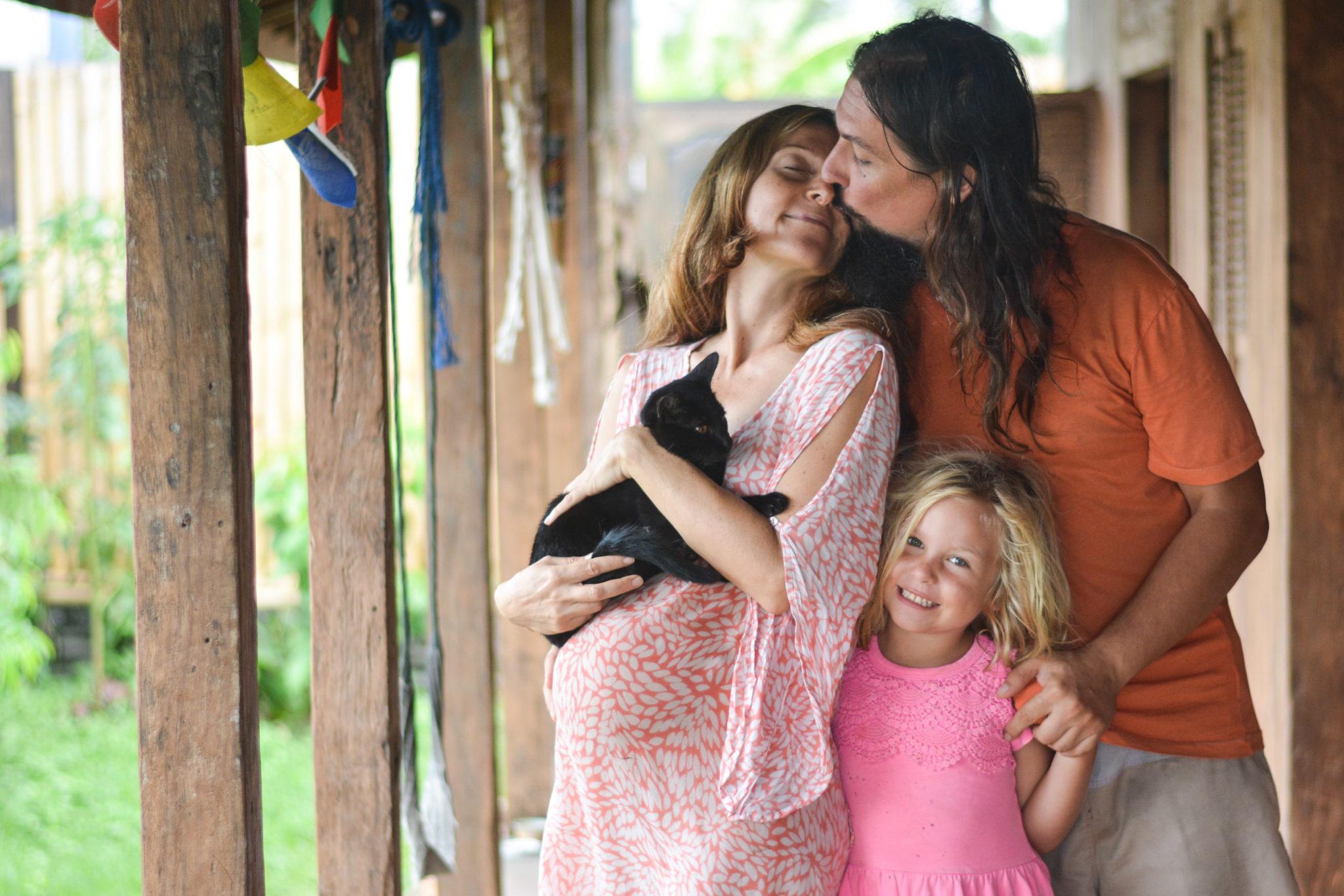 Про нашу балийскую беременность и роды, как малыш Мирослав шел к нам.