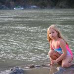 Девочка, влюбленная в Гангу