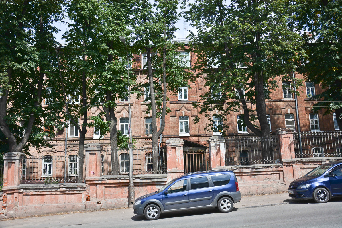Иваново - город невест, студентов и первой русской революции.