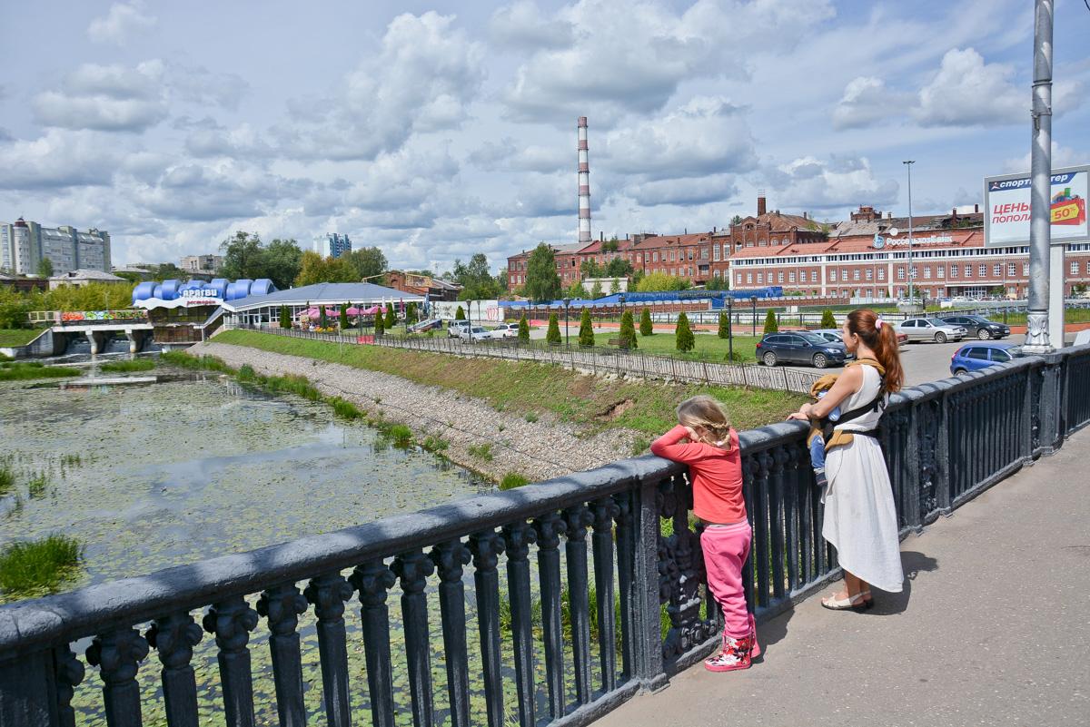 Иваново - центр города